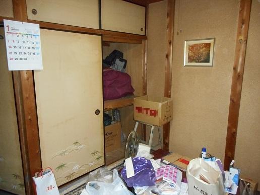 桜井市内の生前整理業務